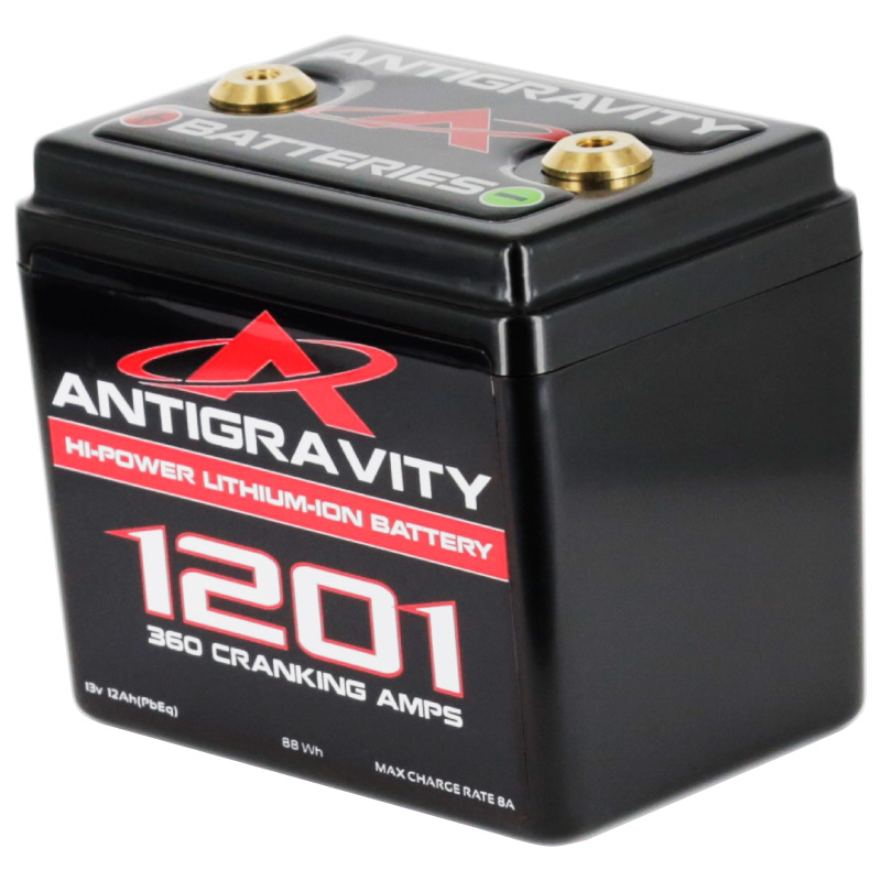 Antigravity AG-1201 High-Power Lightweight Lithium Battery