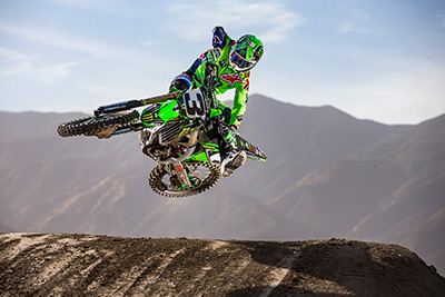 Antigravity Battery Users: Monster Energy Kawasaki Team