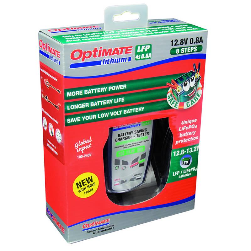 Optimate Tm 471 Lithium Charger Antigravity Batteries