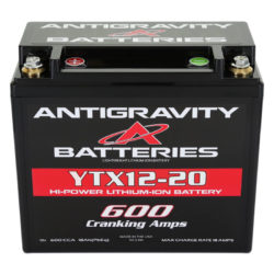 YTX12-20 Lithium Battery, Antigravity