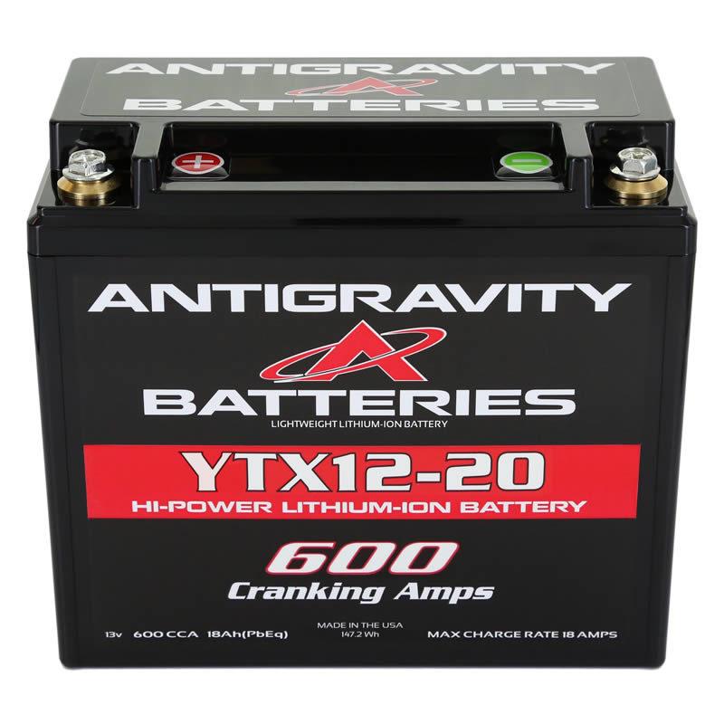 YTX12-20 Lithium Battery, Antigravity