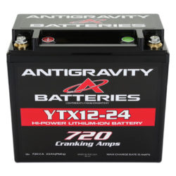 YTX12-24 Antigravity Battery Lightweight Lithium