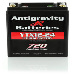 YTX12-24 Lithium Battery, Antigravity