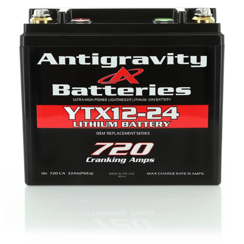 YTX12-24 Lithium Battery, Antigravity