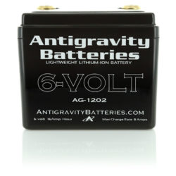 AG-1202 Lithium 6V Antigravity Battery