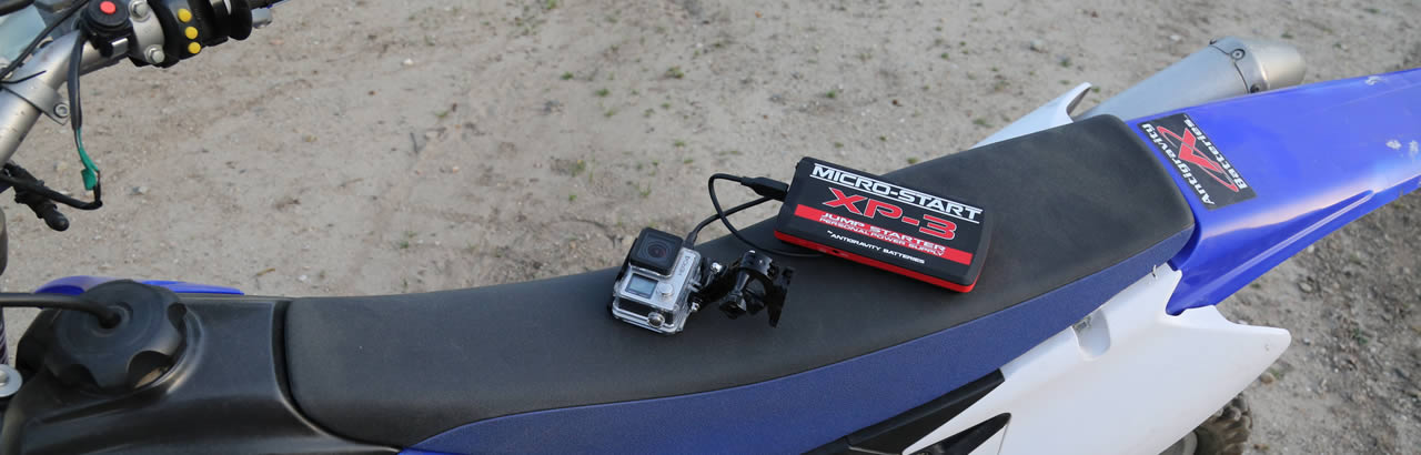 XP3 Micro-Start Jumpstarter Power Supply
