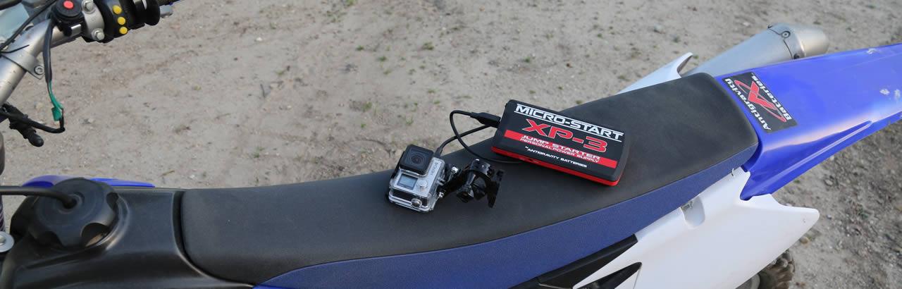 XP3 Micro-Start Jumpstarter Power Supply