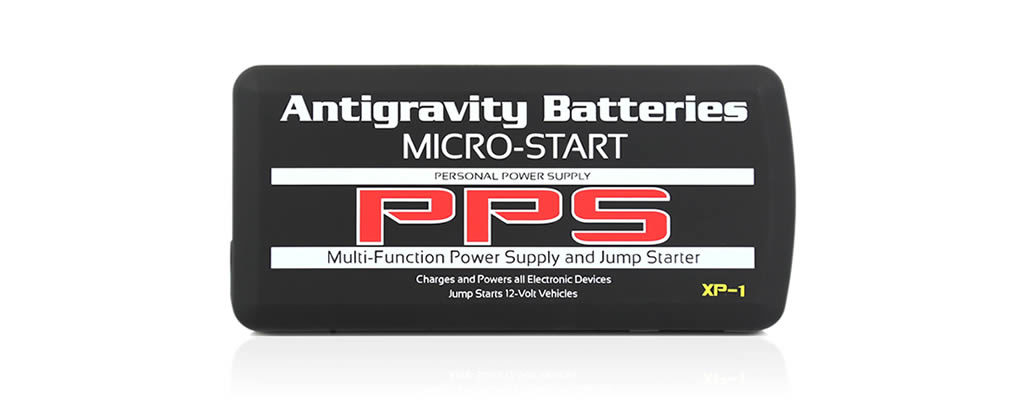 Antigravity Introduces Original Micro-Start at SEMA