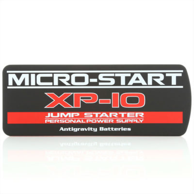 XP-10 Micro-Start Power Supply & Jump-Starter