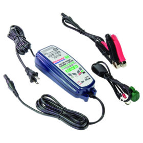 Optimate TM-471 Kit for Lithium Battery, Charger Tester Maintainer