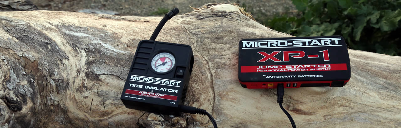 AG-MSA-9 Tire Inflator Air Pump by Antigravity