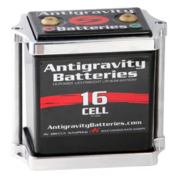 LC Fabrications 12 & 16-Cell Battery Box