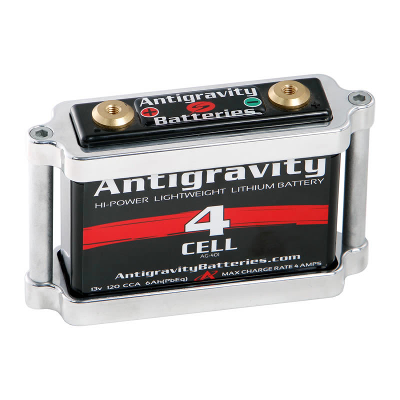 LC Fabrications 4-Cell Battery Box