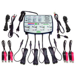 Optimate TM-485 Kit for Lithium Battery, Charger Tester Maintainer