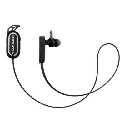 Black Thump-Buds: Bluetooth Earbuds, Wireless