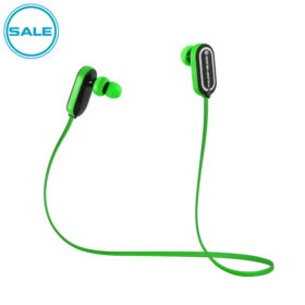 Green Thump Buds: Bluetooth Earbuds, Wireless