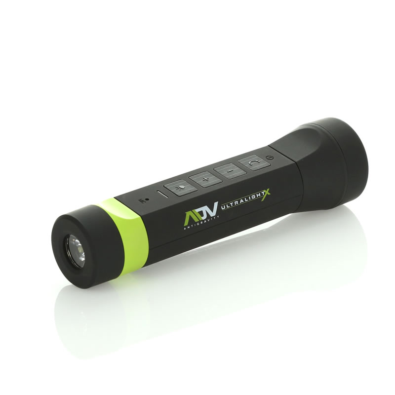 UltraLight-X Multi-Function Flashlight