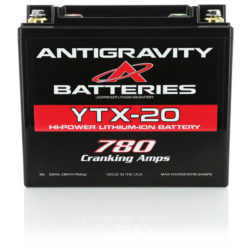 YTX20 XPS Antigravity Lithium Battery