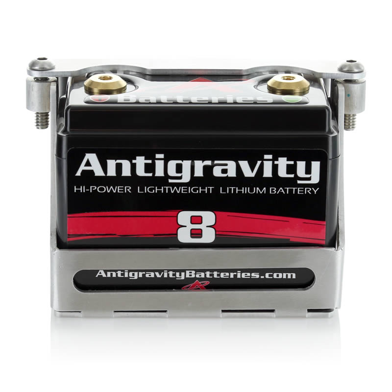 Antigravity 8-Cell Battery Mounting Box