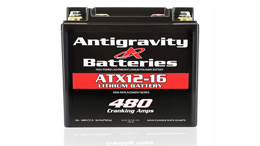 Lithium Starter Batteries Antigravity Products