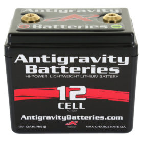 AG-1201 Ultra Compact 12-Cell Lithium Battery