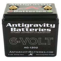 AG-1202 Small Case 6V Lithium Battery