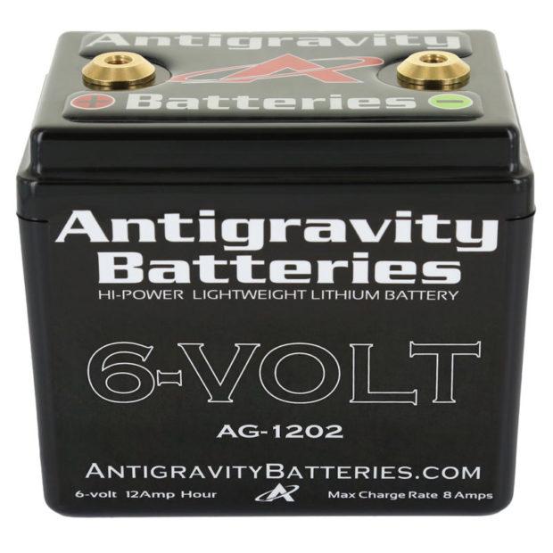 AG-1202 Small Case 6V Lithium Battery
