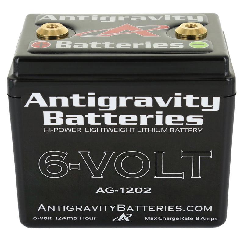 Ag 1202 6 Volt 12 Cell Battery Antigravity Batteries