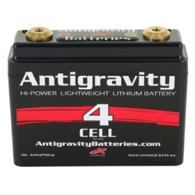 AG-401 Ultra Compact 4-Cell Lithium Battery