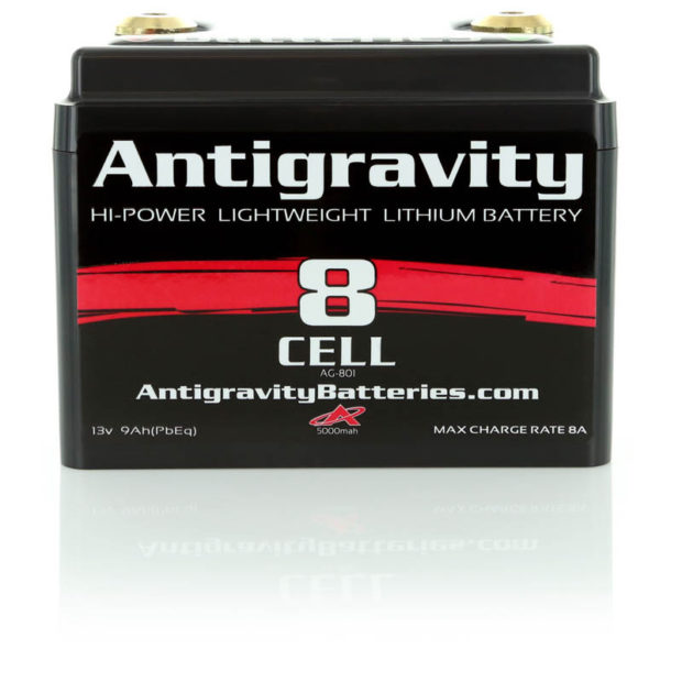 AG-801 Antigravity Battery Small Case