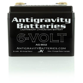AG-802 Lithium 6V Antigravity Battery