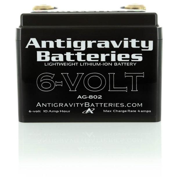 AG-802 Lithium 6V Antigravity Battery