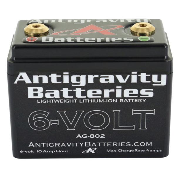 AG-802 Small Case 6V Lithium Battery