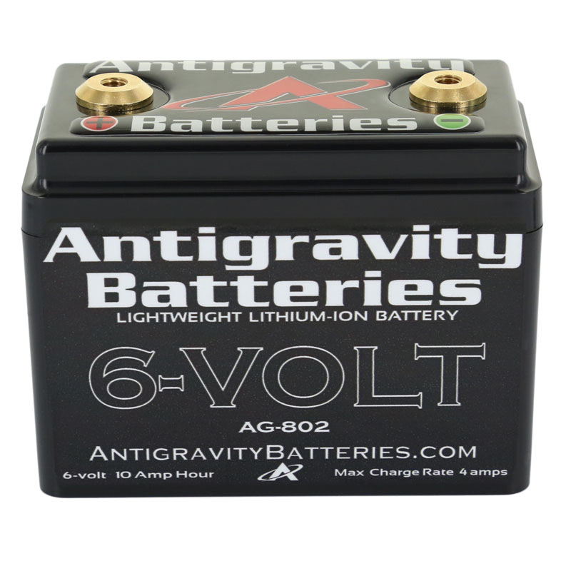 AG-802 Small Case 6V Lithium Battery