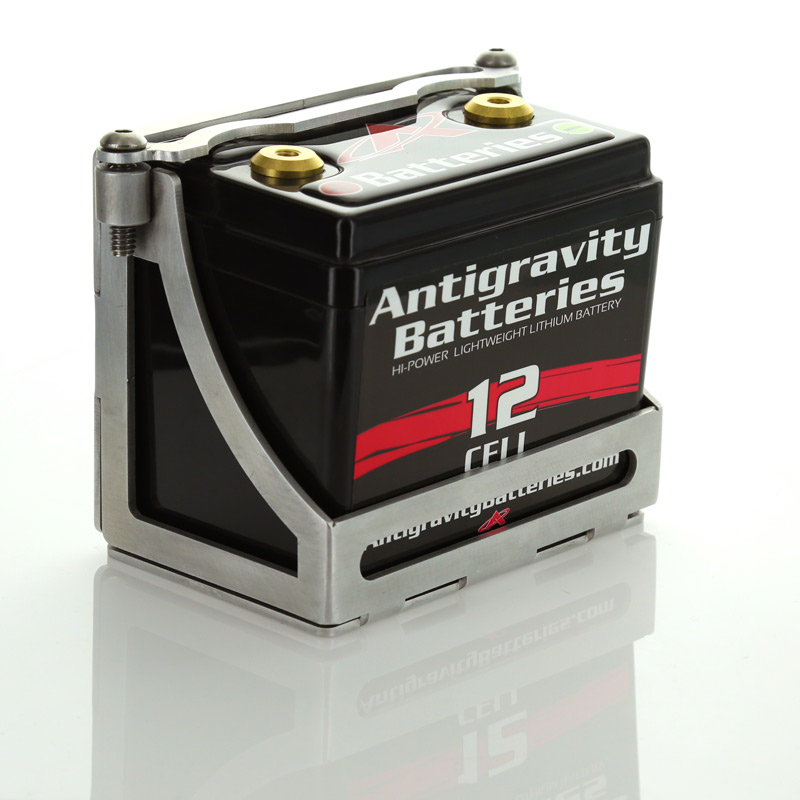 Antigravity 12 & 16-Cell Battery Trays for Mounting