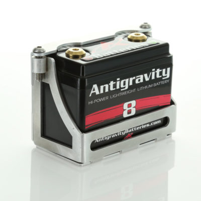 Antigravity 8-Cell Battery Tray Mounting Accessory
