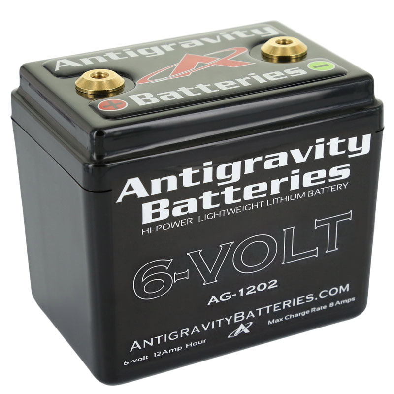 ag 1202 6 volt 12 cell battery antigravity batteries. Black Bedroom Furniture Sets. Home Design Ideas