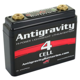 Antigravity AG-401 High-Power Lightweight Lithium Battery