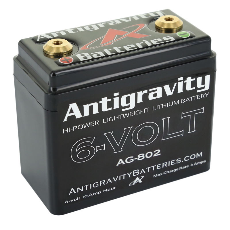 ag 802 6 volt 8 cell battery antigravity batteries. Black Bedroom Furniture Sets. Home Design Ideas