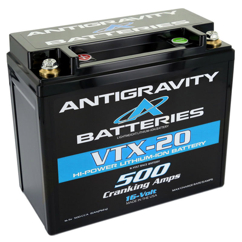 vtx 20 16v lithium battery antigravity batteries. Black Bedroom Furniture Sets. Home Design Ideas