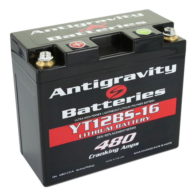 Antigravity YT12BS-16 Lithium Battery