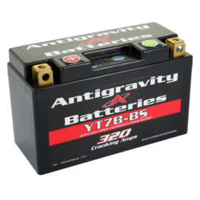 Antigravity YT7B-BS Lithium Battery