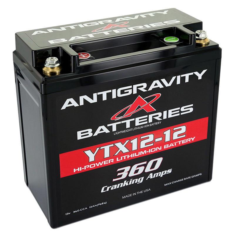 Antigravity YTX12-12 Lithium Battery