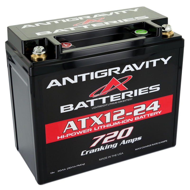 Antigravity YTX12-24 Lithium Battery