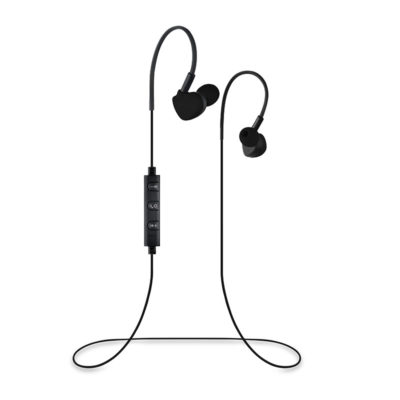Black Micro-Buds Wireless Bluetooth Earbuds