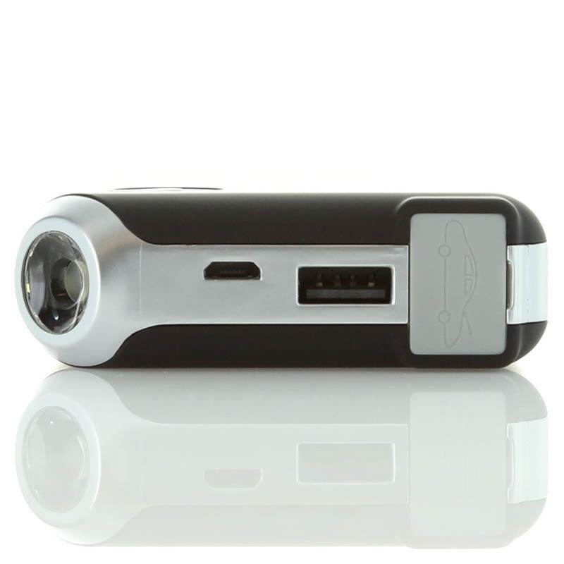 Jump-Starter USB Charger LED Flashlight, SPORT