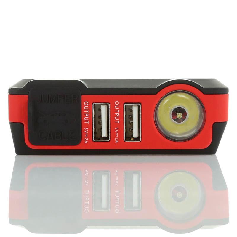 Jump-Starter USB Charger LED Flashlight XP-3