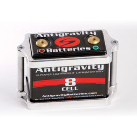 LC Fabrications 8-Cell Battery Box