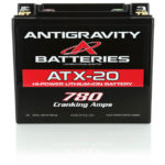 OEM-Size Lithium Batteries by Antigravity