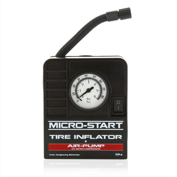 Portable Tire Inflator Air Pump Accessory